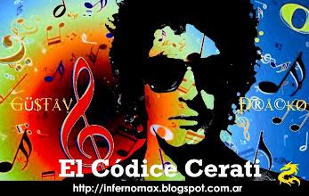 Photo: Teoría El Códice Cerati  Un espacio singular http://infernomax.blogspot.com.ar/