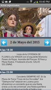 Fiestas Aracelitanas 2015 screenshot 1