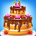 Homemade Oreo and chocolate cake recipe icon