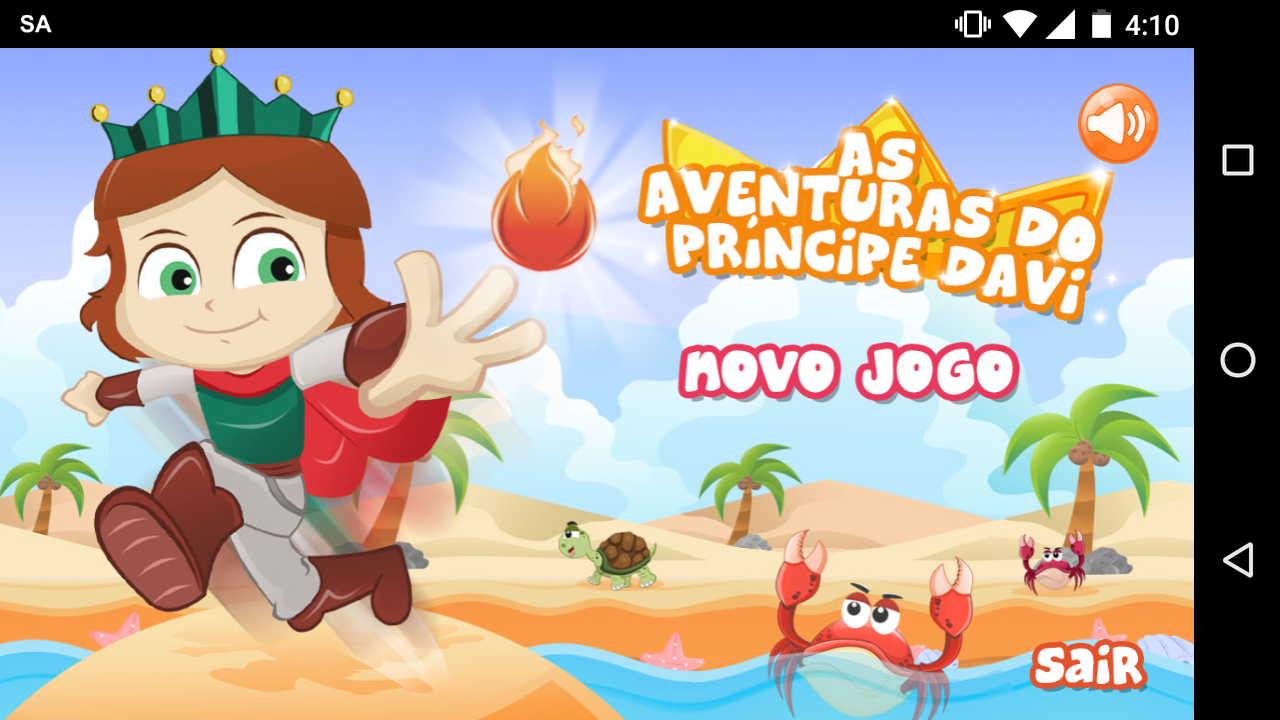 Canção Nova Kids- screenshot