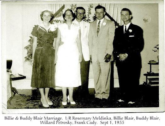 Blair Family Photos