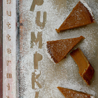 Fresh Pumpkin Pie With Buttermilk Recipes