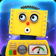 Kids puzzle for preschool education - Robots 🤖