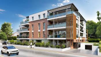 Appartement 4 pièces 80,36 m2