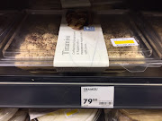 Woolworths said the pale substance found in its tiramisu was undissolved gelatine.