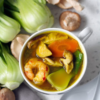 Soup With Bok Choy Recipes