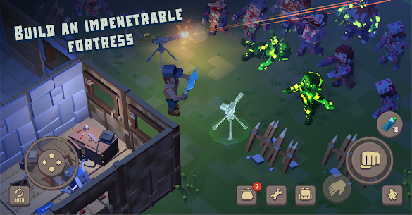 Cube Survival Story 1.0.3 Mod Apk [Unlimited Coins] 1