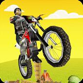 Tappy Bike Flight X Games