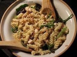 Pine Nut And Chicken Pasta Recipe