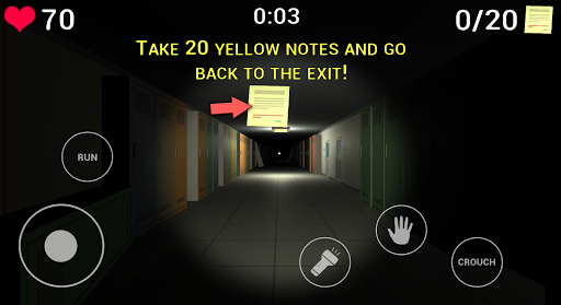 Code Triche Dead Hand - School Horror Creepy Game APK MOD screenshots 6