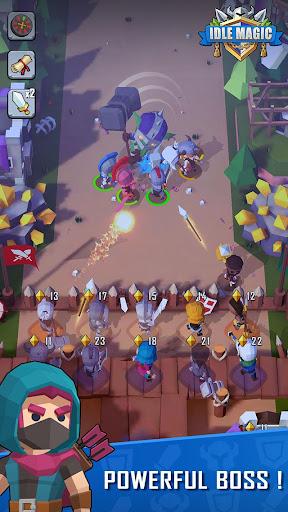 idle magic screenshot 1