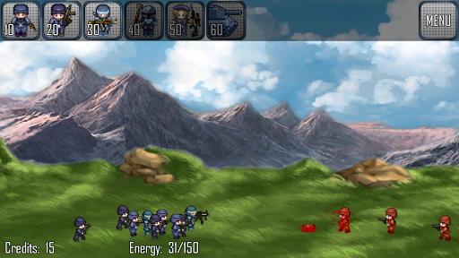 Red Vs Blue screenshot 6