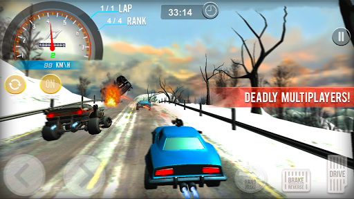 Death Battle Ground Race filehippodl screenshot 6