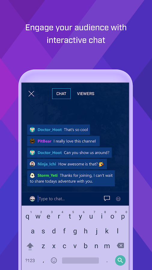 Mixer Create beta- screenshot