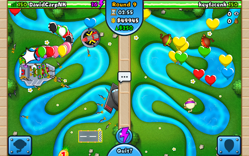 Bloons TD Battles MOD (Unlimited Medallions) [Latest] 4