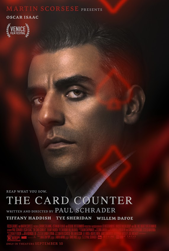 The Card Counter official site