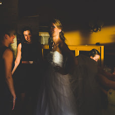 Wedding photographer Dávid Moór (moordavid). Photo of 25.07.2017