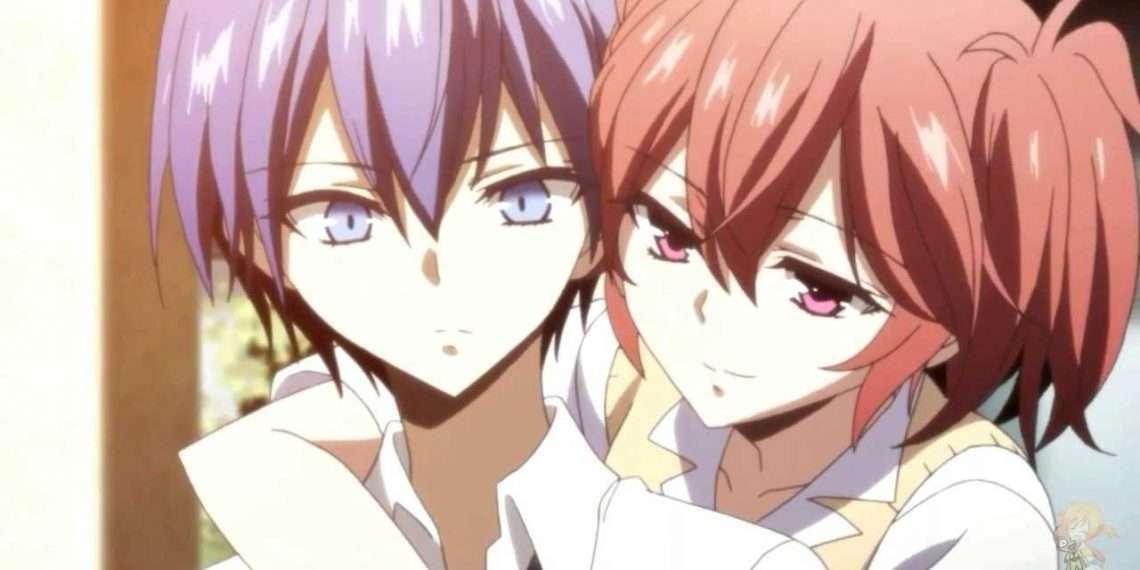 Riddle Story of Devil- best yuri anime