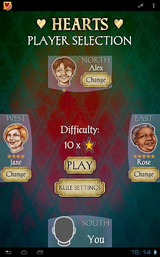 Hearts Free screenshot 9