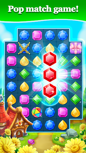 Jewel Hunter - Free Match 3 Games  pic 1
