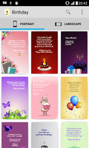 PC u7528 Greeting Cards Gallery & Maker - For all occasions 2