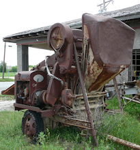 Photo: At first glance, I had no idea this was a concrete mixer. It is even for sale.  May TX 8 April 2012