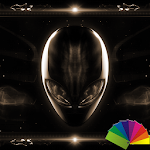 Alien Copper Xperien Theme Icon