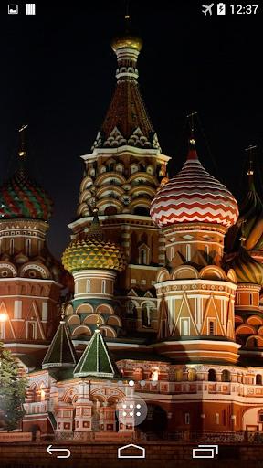 Russia 4K Live Wallpaper