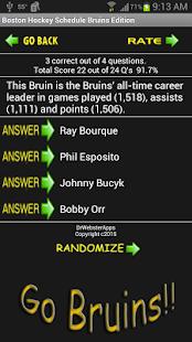 Schedule Boston Bruins Fans- screenshot thumbnail