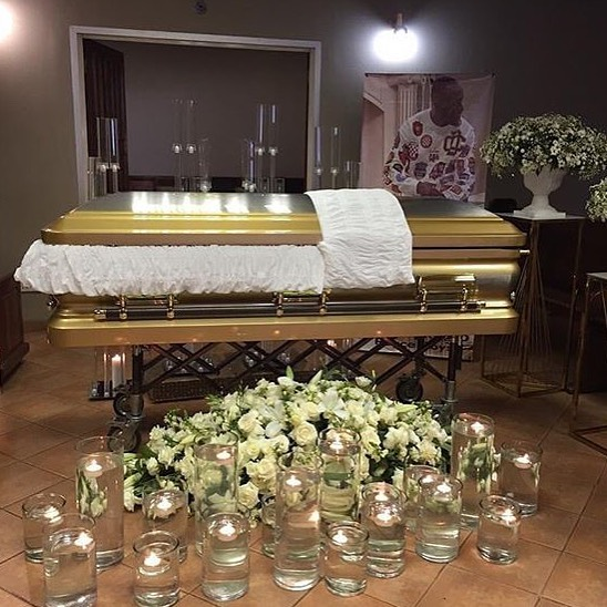 Fare thee well! Zimbabwean socialite Ginimbi laid to rest