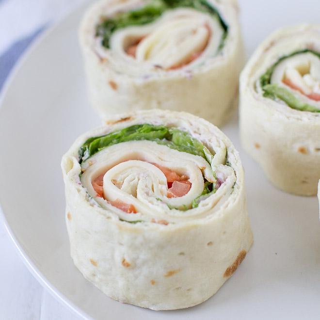 Turkey Roll Ups Recipe