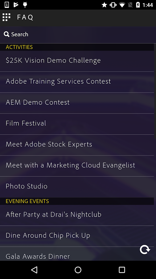 Adobe WWSC- screenshot