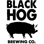 Logo for Black Hog Brewing Co