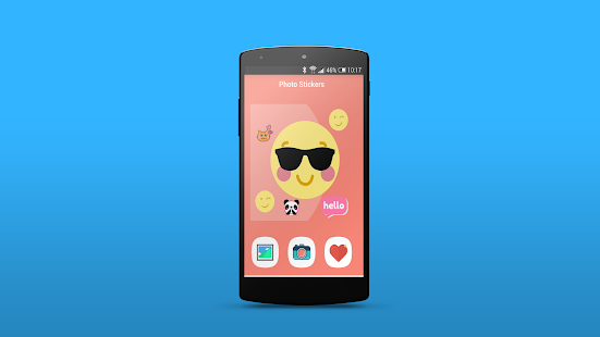 Free stickers pictures - Emoji Photo Effects - náhled