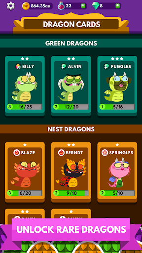 Dragon Up: Idle Adventure - Hatch Eggs Get Dragons screenshot 3