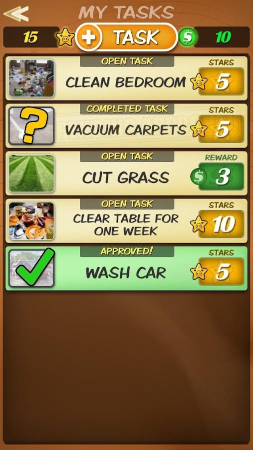 Wiggy Toy App- screenshot