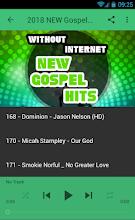 New Gospel Hits Music Offline screenshot thumbnail