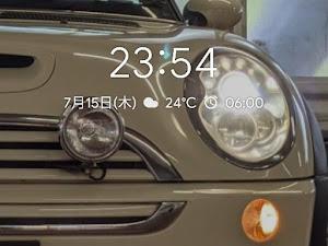 MINI コンバーチブル R52のカスタム事例画像 ホクトさんの2021年07月15日23:56の投稿
