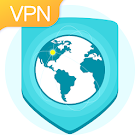 Anywhere VPN -Secure Free Unlimited VPN Proxy WiFi icon