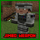 Jimbo's Modern Weapon Addon MCPE icon