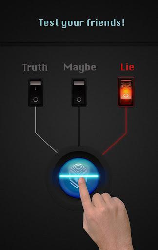 Lie Detector Simulator 2018 1.0 screenshots 3