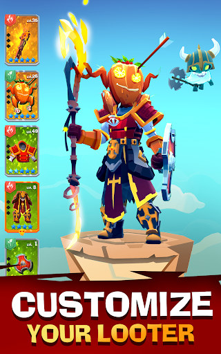 The Mighty Quest for Epic Loot apkdebit screenshots 15