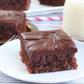 Chocolate Coconut Desserts Recipes.