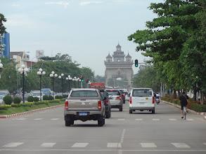 "Photo: ""Arc de Triomphe"" - Vientiane - Mai 2012"
