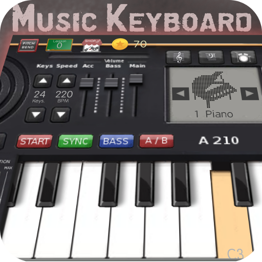 Music Keyboard file APK for Gaming PC/PS3/PS4 Smart TV