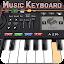 دانلود Music Keyboard اندروید