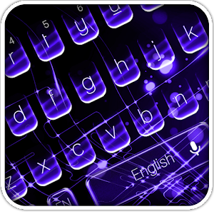 Purple Light Keyboard for PC