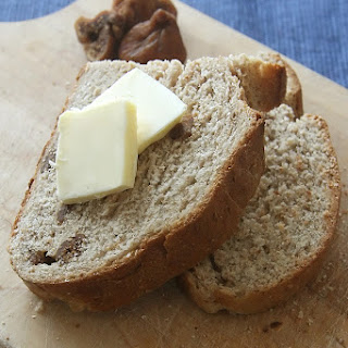 Red Fife, Rye and Fig Bread