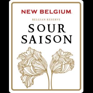 Logo of New Belgium Belgian Reserve Sour Saison