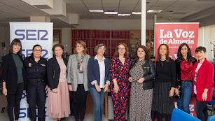 Desayuno-coloquio Día de la Mujer 2020 organizado por LA VOZ y la SER.